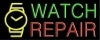 basic watch repair jewelry neon signs