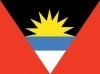 antigua & barbuda north america flags