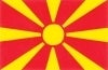 macedonia europe flags
