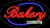 bakery business flashing neon signs