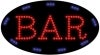 bar food and beverage led flashing neon signs