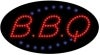 bbq food and beverage led flashing neon signs
