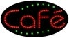 cafe food and beverage led flashing neon signs