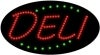 deli food and beverage led flashing neon signs
