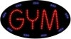 gym business led flashing neon signs