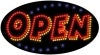 fun open flashing led neon signs