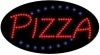 pizza food and beverage led flashing neon signs