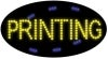 printing business led flashing neon signs
