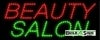 beauty salon business led neon signs
