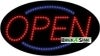 circle open led neon signs