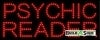 psychic reader business led neon signs