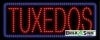 tuxedos business led neon signs