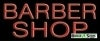 barber shop business budget neon signs