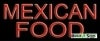 mexican food food and beverage budget neon signs