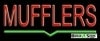 mufflers business budget neon signs