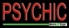 giant psychic business budget neon signs