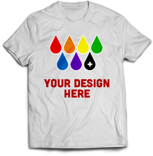 BuildASign homepage - T-Shirts