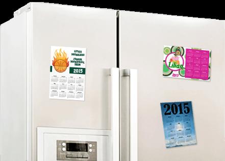 calendar magnets custom fridge magnets free shipping