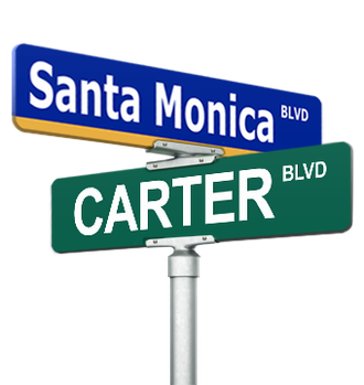 Personalized Street Signs >> Buildasign